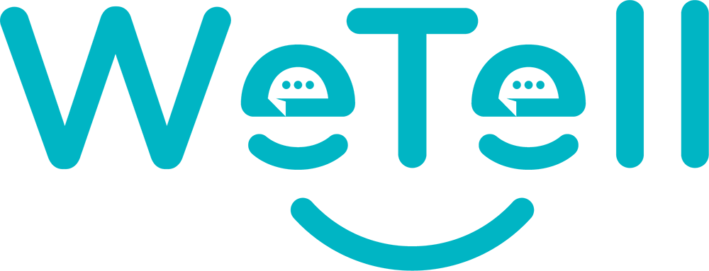 WeTell - Logo